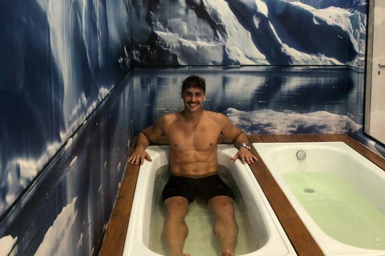 Banheira de Gelo
