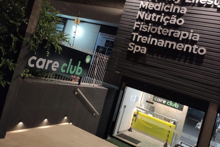 Care Club Porto Alegre Entrada