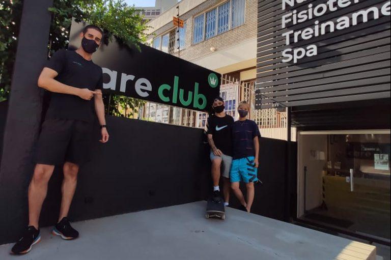 Care Club Porto Alegre Fachada